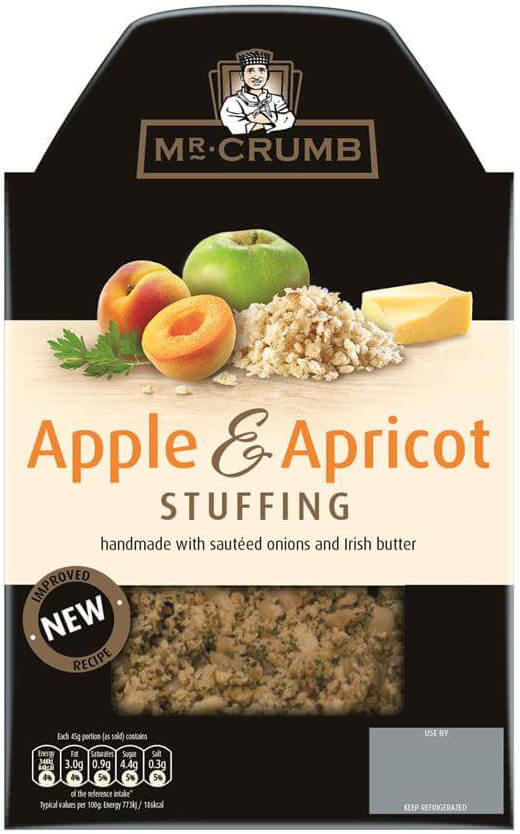 Mr. Crumb Apple & Apricot Stuffing